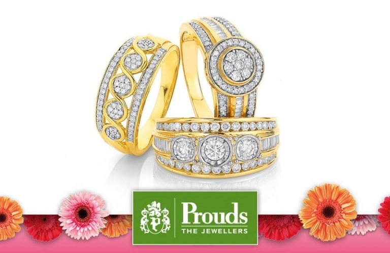 6160a3e3e SPRING SENSATIONS. Prouds Jewellers